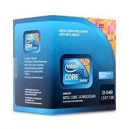 Procesor Intel Core i3 540