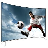 Televizor Samsung LED TV 55KS7502, Curved SUHD, SMART