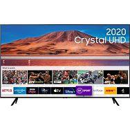 SAMSUNG LED TV 65TU7072, UHD, SMART, DVB-C/T2/S2, Bluetooth