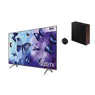 SAMSUNG QLED TV QE55Q6FNATXXH,  QLED, SMART