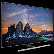 SAMSUNG QLED TV QE55Q8FNATXXH,  QLED, SMART