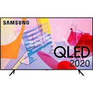 SAMSUNG QLED TV QE85Q60TAUXXH, QLED, SMART