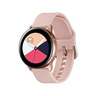 SAT Samsung R500 Galaxy Watch Active Zlatni