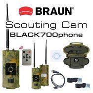 Scouting Cam BRAUN Black700phone (57664)