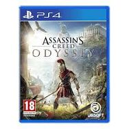 SONY-Assassins Creed Odyssey Standard Edition PS4 330721606