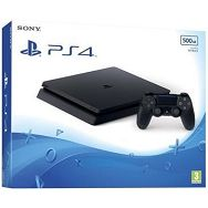 SONY-PlayStation 4 500GB F Chassis Black 711719407775