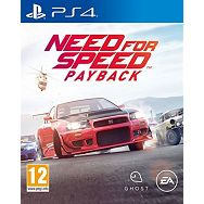 SONY-PlayStation N. for Speed Payback PS4  PS4 5030936121567