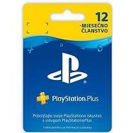 SONY-PlayStation Plus Card 365 Days Hanger 711719807247