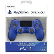 SONY-PlayStation PS4 Dualshock Controller v2 Blue 7117198939