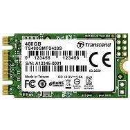 SSD M.2 480GB TRANSCEND TS480GMTS420S