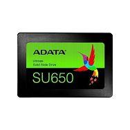 SSD Adata 480GB SU650 SATA 3D Nand