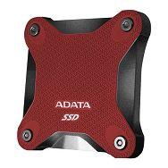 SSD externi disk ADATA 240GB Red, ASD600