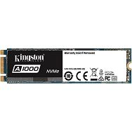 SSD Kingston 480GB A1000 M.2 2280 NVMe