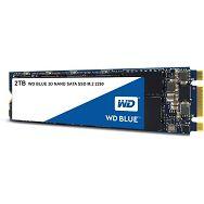 SSD WD 2TB Blue 3D NAND SATA M.2 2280