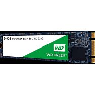 SSSD WD 240GB Green M.2 2280 SATA
