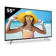 TCL LED TV 55in U55P6006, UHD, Smart TV (U55P6006)