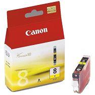 Tinta CANON CLI-8 Y (0623B001AF)