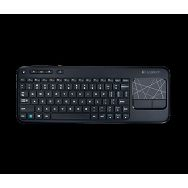 Tipkovnica bežična Logitech K400 + Wireless Touch Keyboard