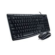 Tipkovnica desktop Logitech MK200
