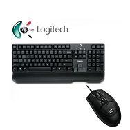 Tipkovnica Logitech G100s gaming komplet