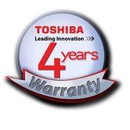 Toshiba Univerzalno produljenje jamstva na 4 godine, EXT104I