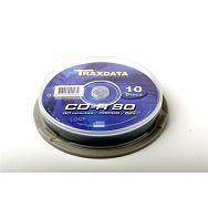 Traxdata CD-R CAKE 10