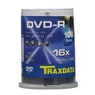 Traxdata DVD-R 16X CAKE 100