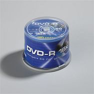 Traxdata DVD-R CAKE 50