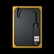 Vanjski SSD WD My Passport™ Go Amber 500GB