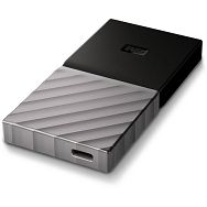 Externi Disk WD My Passport® 256GB USB 3.1, 2.5˝ SSD