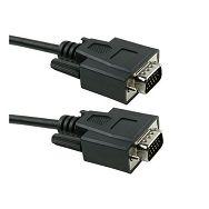VGA Monitor kabel 2m, 15pinM - 15pinM RETAIL