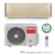 VIVAX COOL, klima uređaji, ACP-12CH35AERI GOLD2- inv., 3.81k