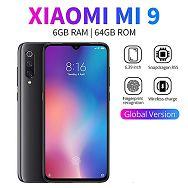 Xiaomi Mi 9 Black 6+64, 6,39