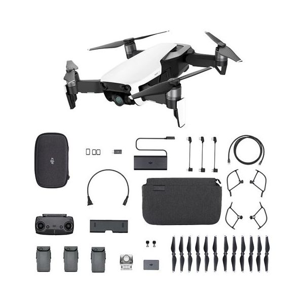 DJI MAVIC Air Fly More Combo Arctic White CP.PT.00000168.01 114163