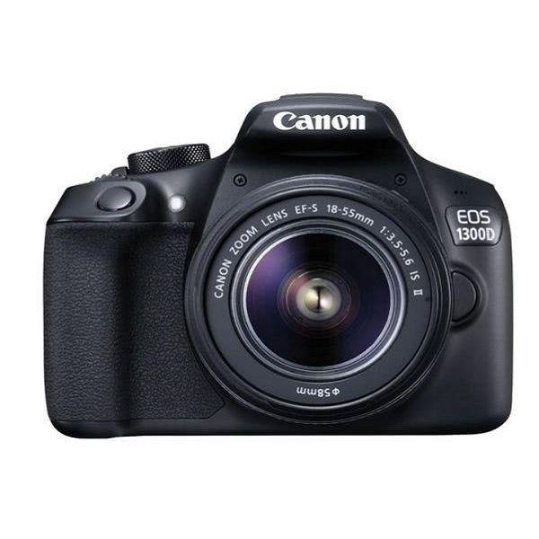 Fotoaparat Canon EOS 1300D18 55 IS B (1160C064AA)