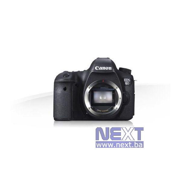 Fotoaparat CANON EOS 6D GPS (8035B004AA)
