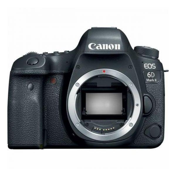 Fotoaparat CANON EOS 6DII body (1897C003AA)