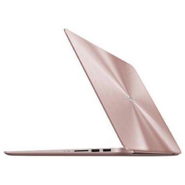 Laptop Asus ZenBook UX410UA-GV362T i5-8250U/8GB/256 SSD/14,0''FHD/UMA/W10Home - ROSE Gold (90NB0DL4-M11230)