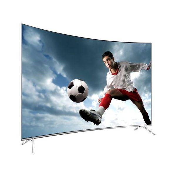 SAMSUNG LED TV 55KS7502, Curved SUHD, SMART (3K335193)