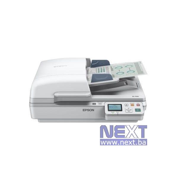 Skener Epson WorkForce DS-6500N (B11B205231BT)